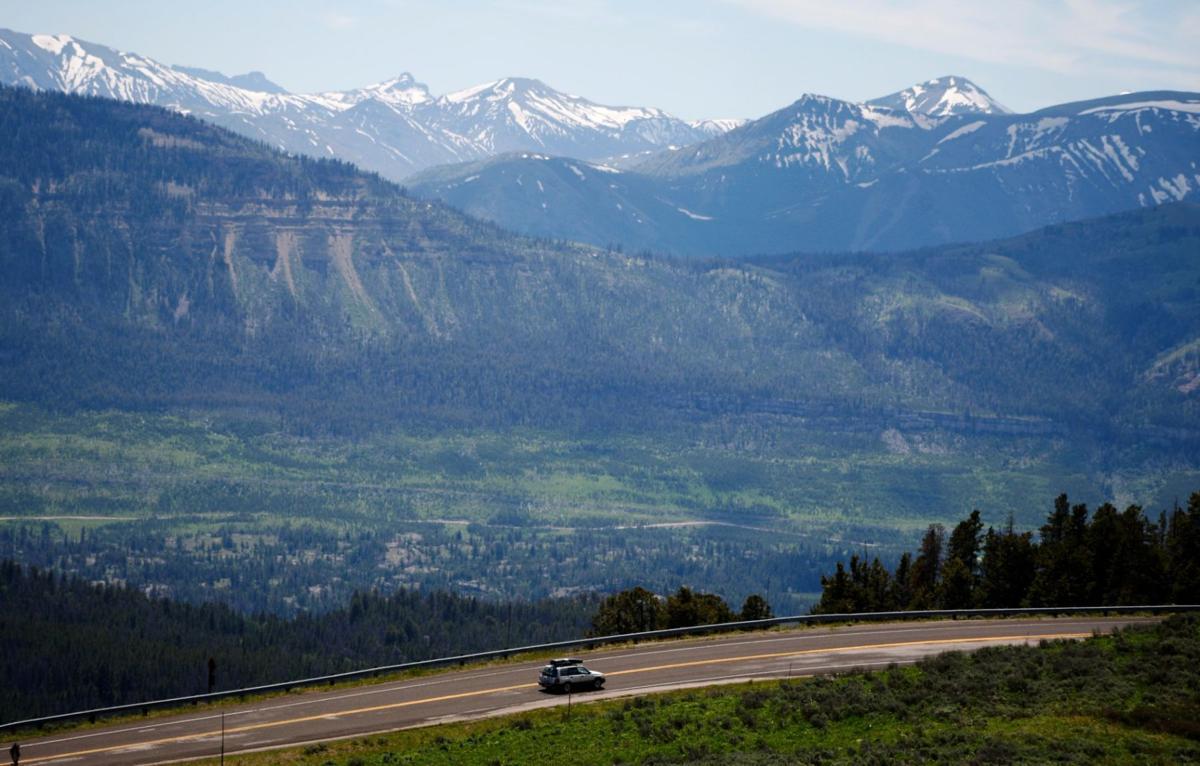 Scenic Drive Cody